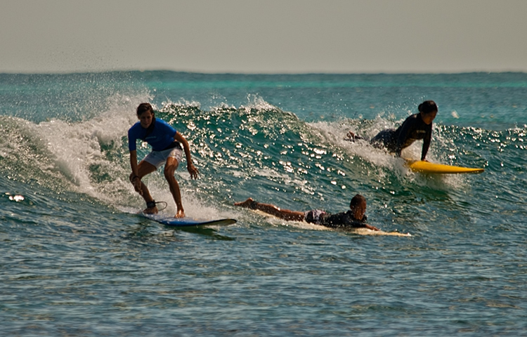 Surf Lessons Nemberala Rote Indonesia from surf coach Army
